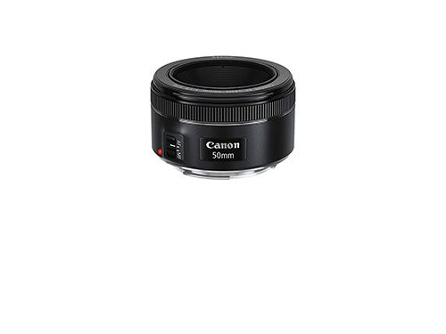 Canon EF 50mm f1-8 STM Lens