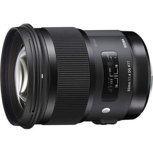 Sigma 50mm F1.4 Art DG HSM Lens