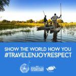 Travel Enjoy Respect campaign