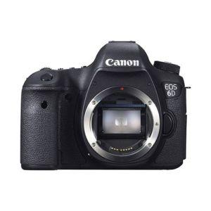 Canon EOS 6D 20.2 MP CMOS Camera