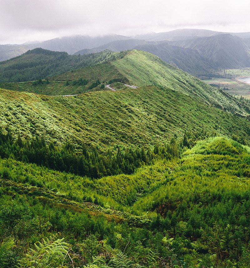 Hiking Trails Azores