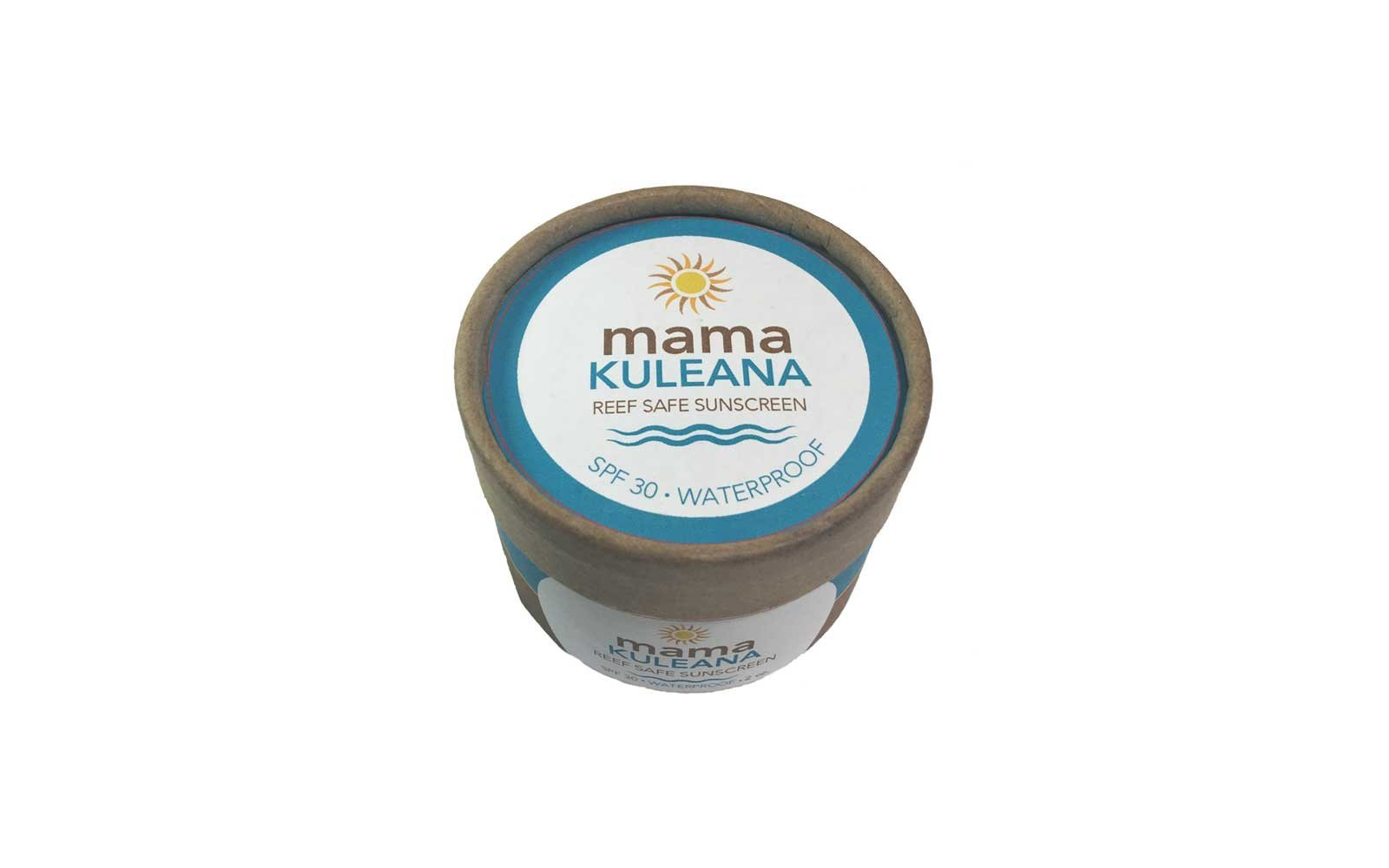 Mama Kuleana Waterproof SPF 30 Reef-safe Sunscreen
