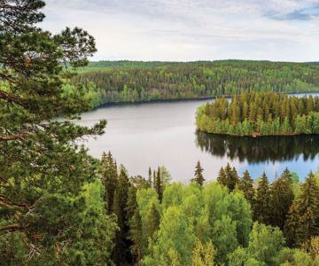 Finland - greenest country