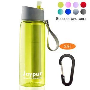 joypur Portable Filter Water Bottle