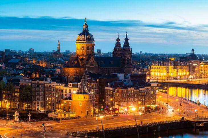 Amazing Dutch Places