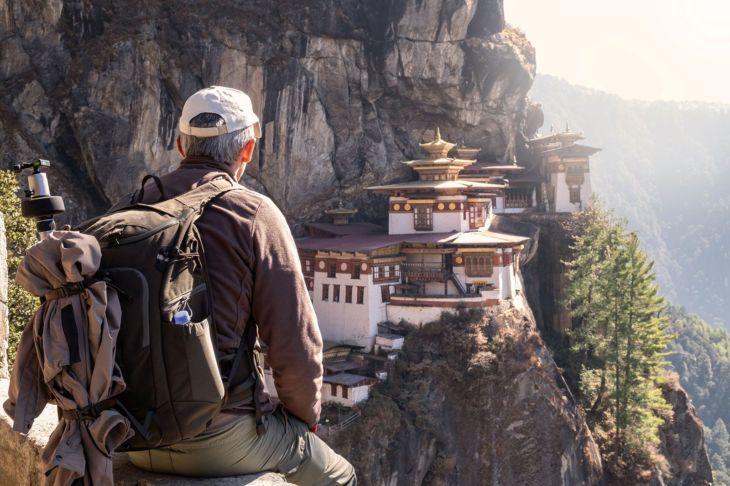 Bhutan traveling