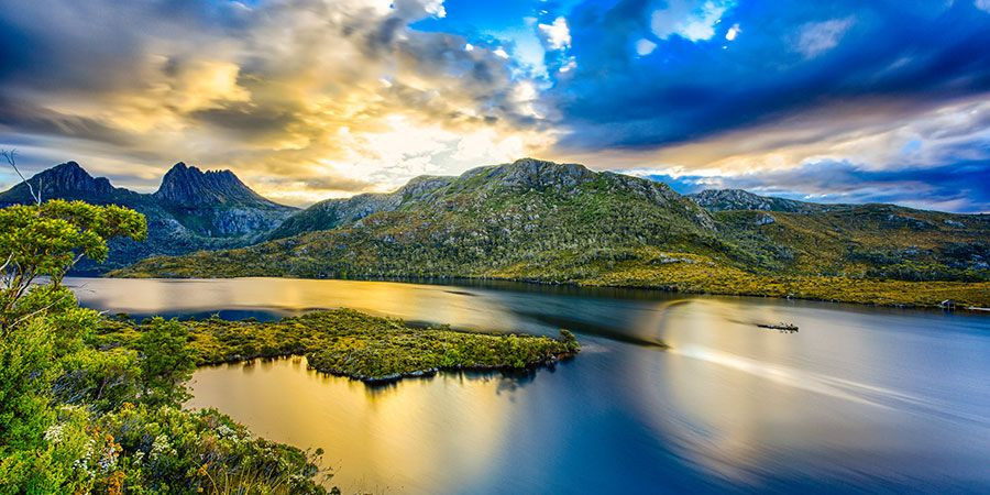 Cradle Mountain-Lake Tasmania