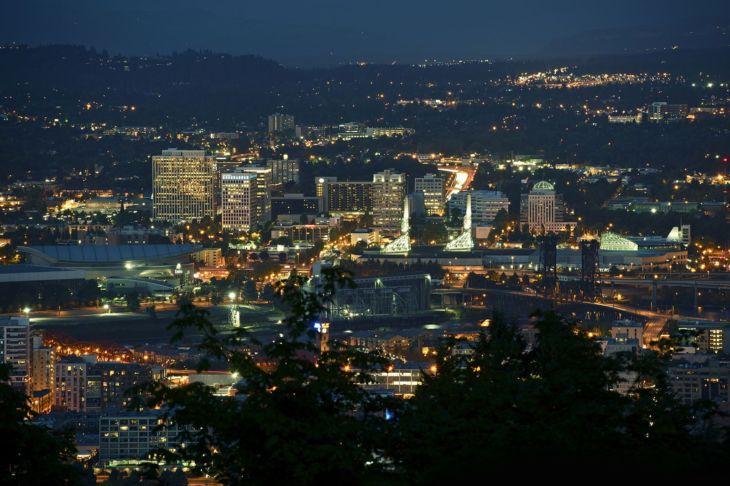 Sustainable Portland USA
