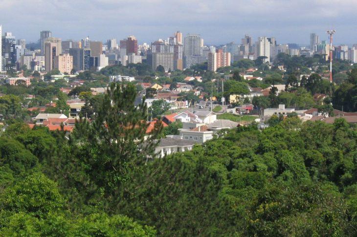 Travel to Curitiba Brazil